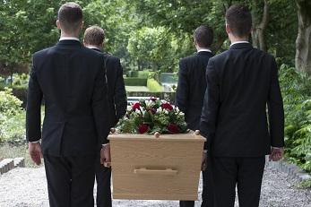 overlijden werknemer